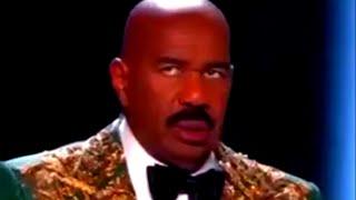 Steve Harvey Eye Roll Becomes Viral Web Meme