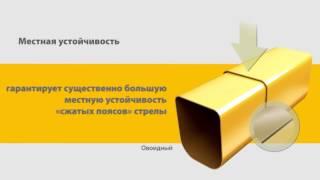 Преимущества стрел овоидного сечения(, 2014-08-01T06:50:29.000Z)