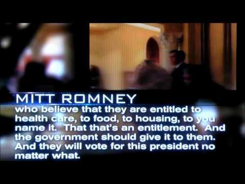 Mitt Romney and His FULL 47% Quote