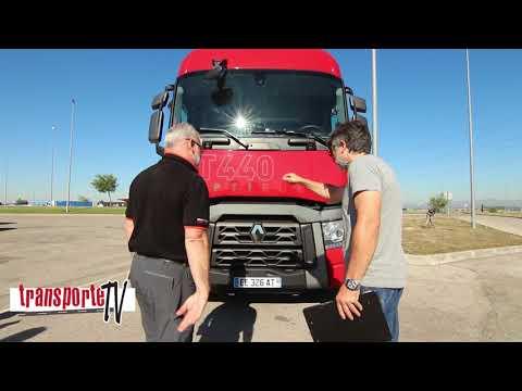 "Renault Truck T 440 Step C ""Sleeper Cab"""