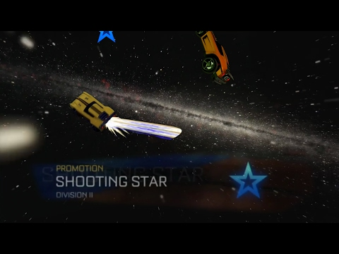 i am a shooting star now