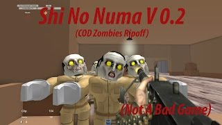 Roblox - COD Zombies Ripoff
