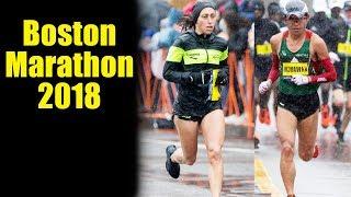 2018 Boston Marathon - When The Going Gets Tough