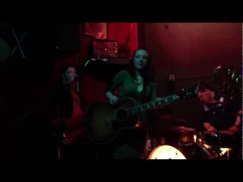 Rachel Brooke - Empty House / A Killer's Dream (Full Band) Live 03-05-2013 Valdosta, GA