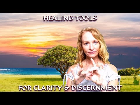 HEALING TOOLS for CLARITY & DISCERNMENT: MUSCLE TESTING, PENDULUM & INTUITION