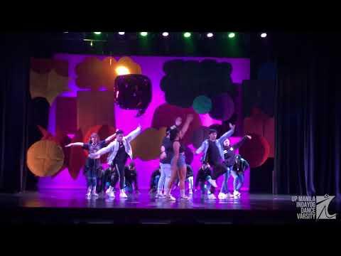 Sayaw Manila 15: Aces