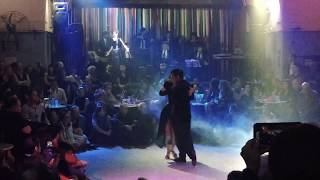Sol Cerquides & Fernando Gracia at TSE 2018• Fuimos - Orquesta Misteriosa Buenos Aires