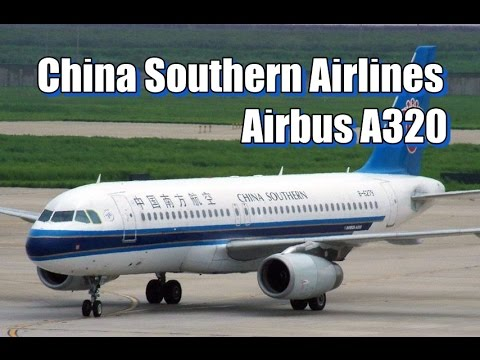 Flight Report China Southern Airlines Airbus A320-200 CZ6515 from Datong to Xi'an