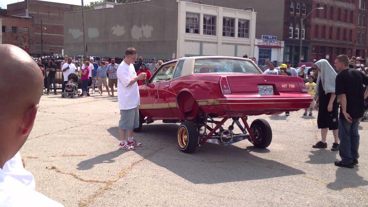 Lovelys Car Show Kansas City Hop Contest YouTube - Kansas city car show
