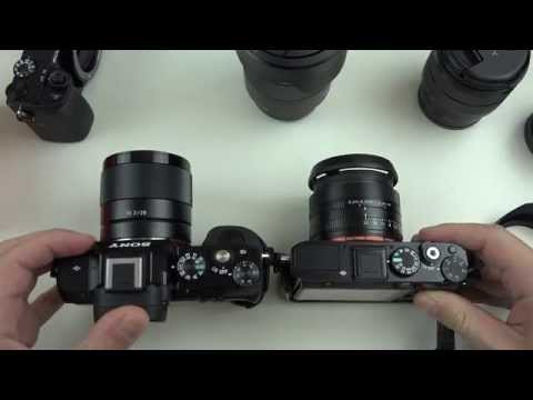 Sony SEL28f20 FE Lens Review