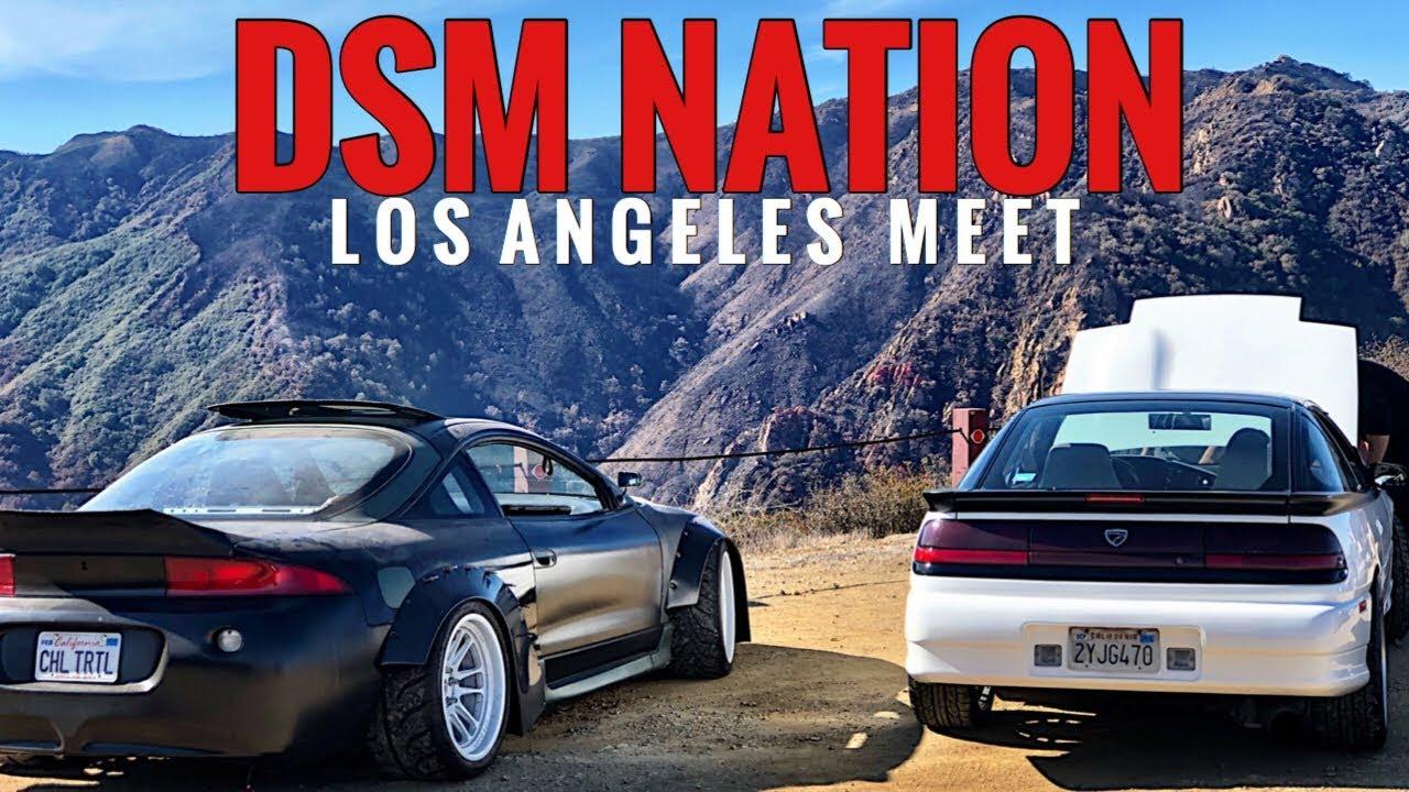 Download DSM NATION | LA MEET | CANYON RUN