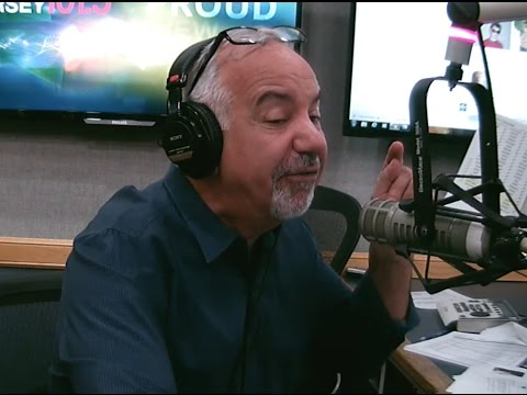 Radio host Dennis f**ing loses it — nearly cursing on air!