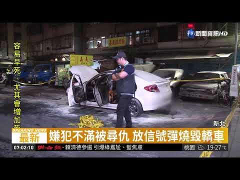 無視三安大執法 三重街頭火拚2傷   華視新聞 20190320