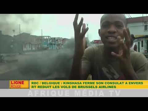 LIGNE ROUGE DU 12 02 2018 BURUNDI : MARCHE DES POPULATIONS CONTRE LE RAPPORT DE L'ONU