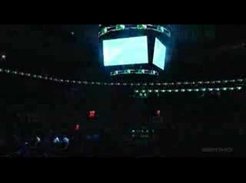 Boston Celtics 07/08 Opening Night Intro
