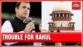 Is BJP Trying To Gag Rahul Gandhi Through A Legal Route? | India First