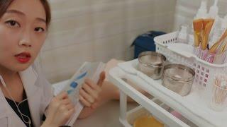 [상황극ASMR](ENG SUB)피부미용 배우러오셨어요? Skincare Specialist CourseㅣVisual Triggers