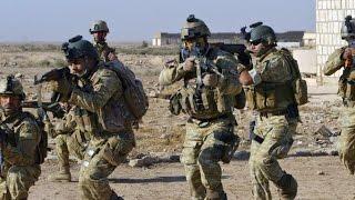 تقدم حذر للقوات العراقية نحو مركز مدينة الرمادي وسط ألغام داعش المكثفة