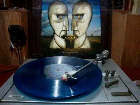 Pink Floyd The Division Bell Blue Vinyl - High Hopes