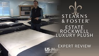 Stearns & Foster Estate Rockwell Luxury Plush Mattress Expert Review