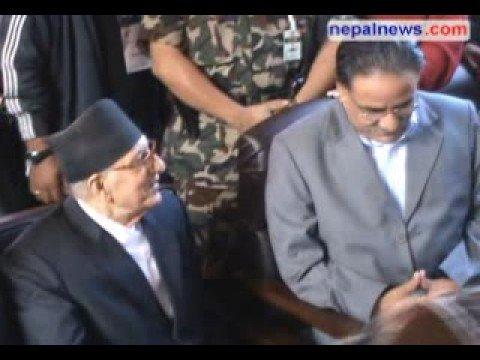 PM lauds Koirala's role in peace process