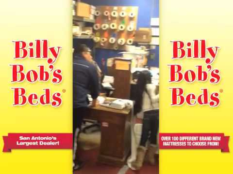Billy Bobs Beds - Greatest Store on Earth - Delivery