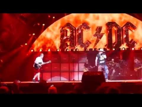 ac dc highway to hell live msg 2016 youtube. Black Bedroom Furniture Sets. Home Design Ideas