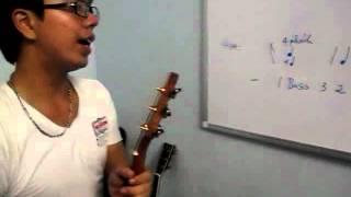 Hướng dẫn tự tập guitar dệm hát cơ bản bài 4_1