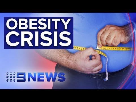 Obesity Stunting Australia's Life Expectancy   Nine News Australia