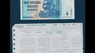 Zimbabwe Dollar To USD   DON