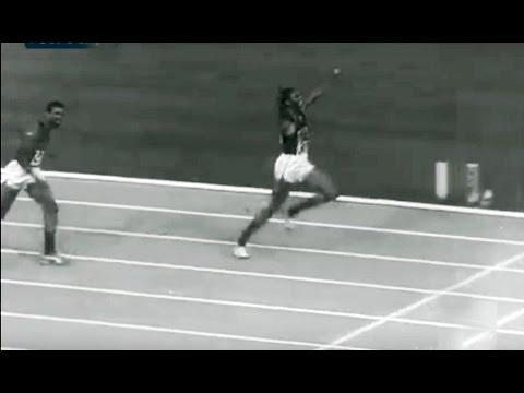 1968 Olimpiadas México  Janis Lusis, Tommie Smith, Bob Seagren, Willie Davenport, Viktor Saneyev