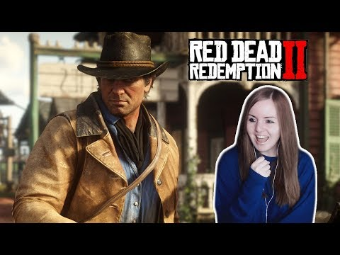 TOO MUCH HYPE! | Red Dead Redemption 2 Launch Trailer Reaction