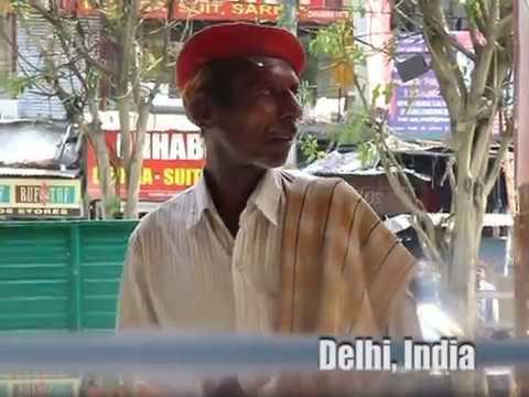 Odd Jobs: Ear Cleaners in Delhi, India