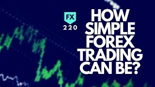 How Simple Forex Trading Can Be? - Watch Professional Trader Killing IT