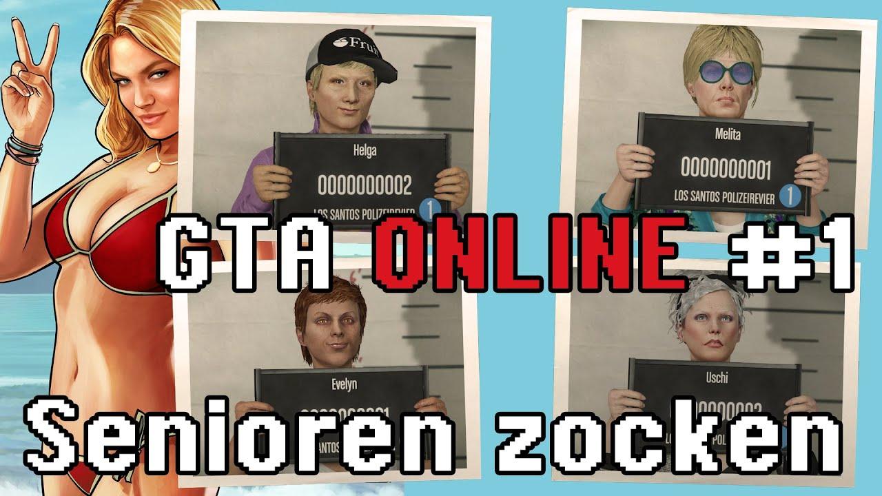 Online Zocken