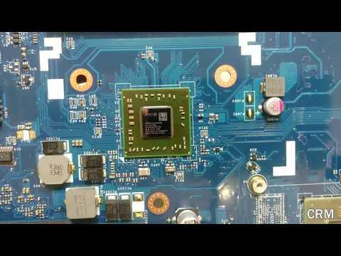 Lenovo G505 LA-9911P CPU Upgrade AMD A4