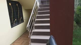exterior stairs designs of a house