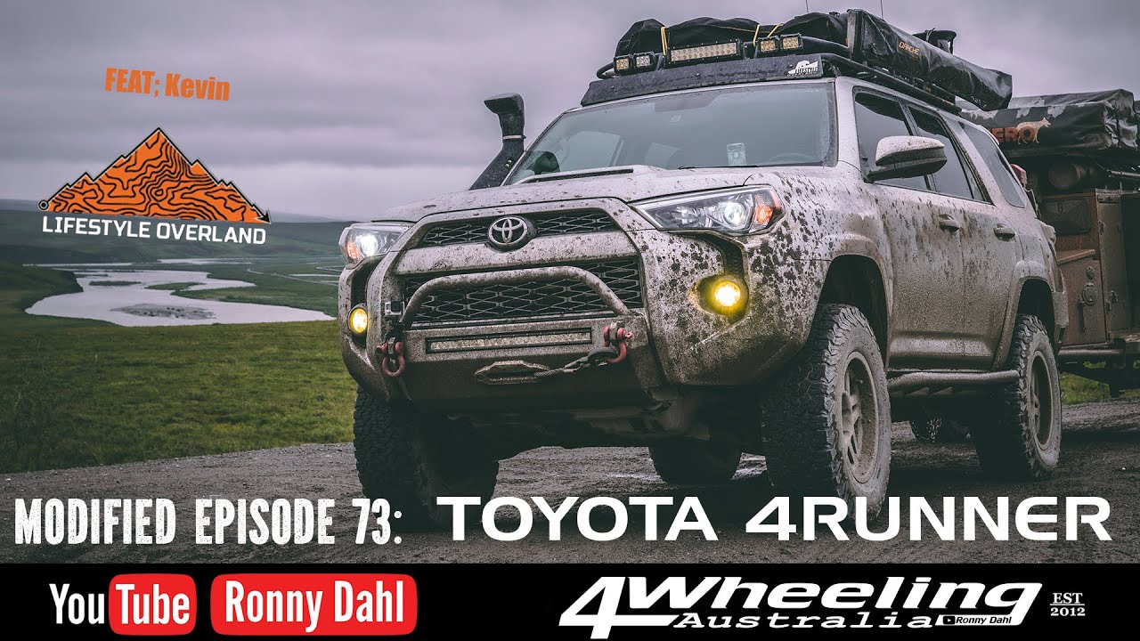 4Runner review Modified Episode 73 Lifestyle Overland