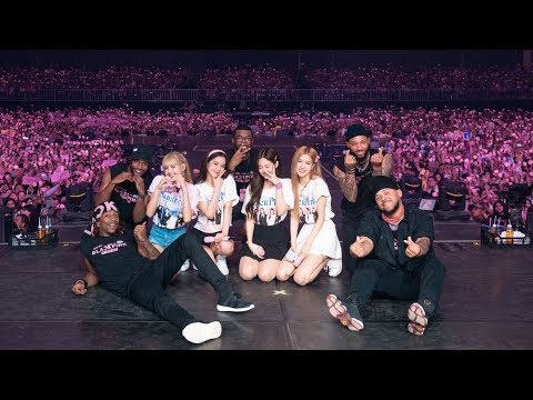 BLACKPINK Speaks English and Indonesian - 2019 World Tour Jakarta