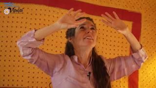 Présentation de la vidéo : SIX SONS DE GUERISON AVEC AISHA SIEBURTH - INSTRUCTRICE SENIOR UHTS