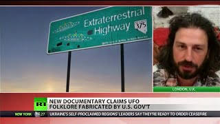 Did government cook UFO stories?