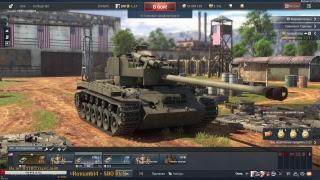 Американька-страданька (18+)   Только АБ   War Thunder 1.77