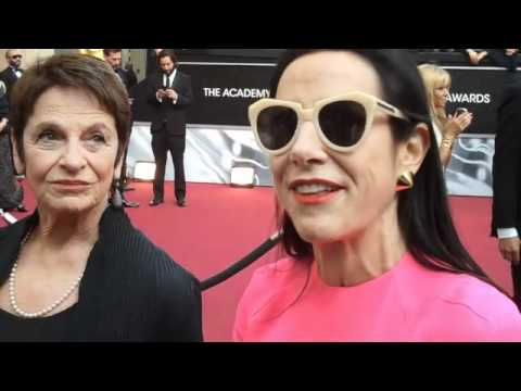 Oscars Red Carpet: W.E.Costume Designer Arianne Phillips