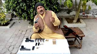 32 -Lama & 9mm -Smith & Wesson ( My Pistol Collection ) / Pakistan thumbnail