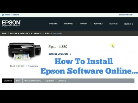how-to-install-epson-l380-online-software-in-laptop-or-pc-|-in-hindi