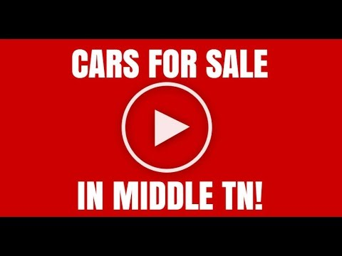 Cars For Sale In Middle Tn