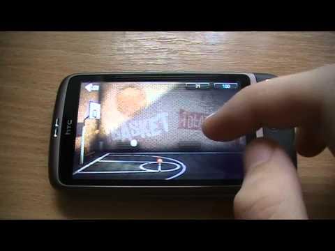 iBasket - симулятор баскетбольной площадки
