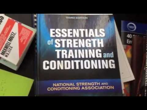 Top 5 Strength and Conditioning Training Books