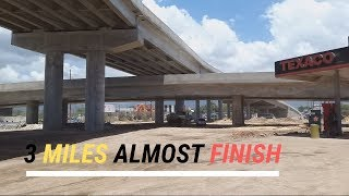 3 Miles Almost Finish- Three Miles Jamaica Road Transformation Project-Update 6-April-7-2019