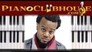 🎹  INTENTIONAL - Travis Greene (easy piano tutorial lesson)